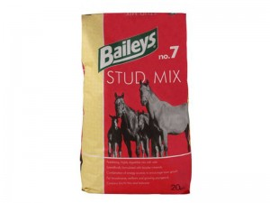 BAILEYS STUD & YOUNGSTOCK  MIX 20 kg -  nr 7