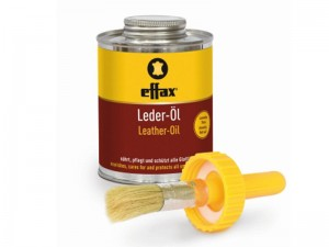 EFFAX- LEATHER OIL 475 ml z pędzelkiem